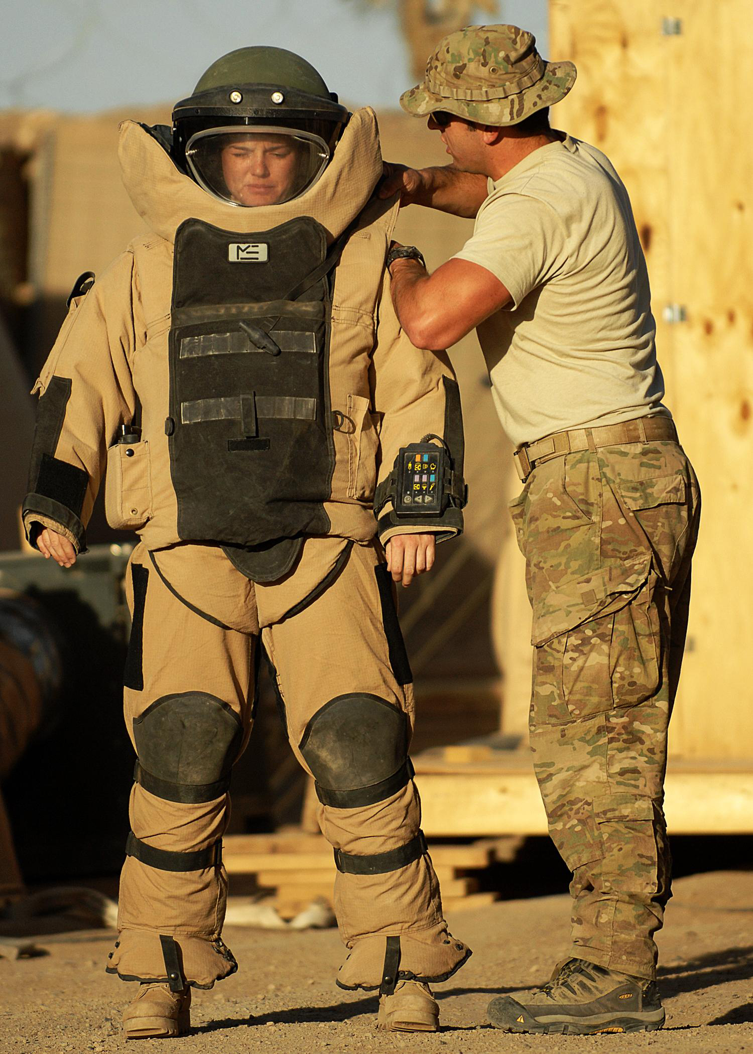 explosive ordnance disposal meaning