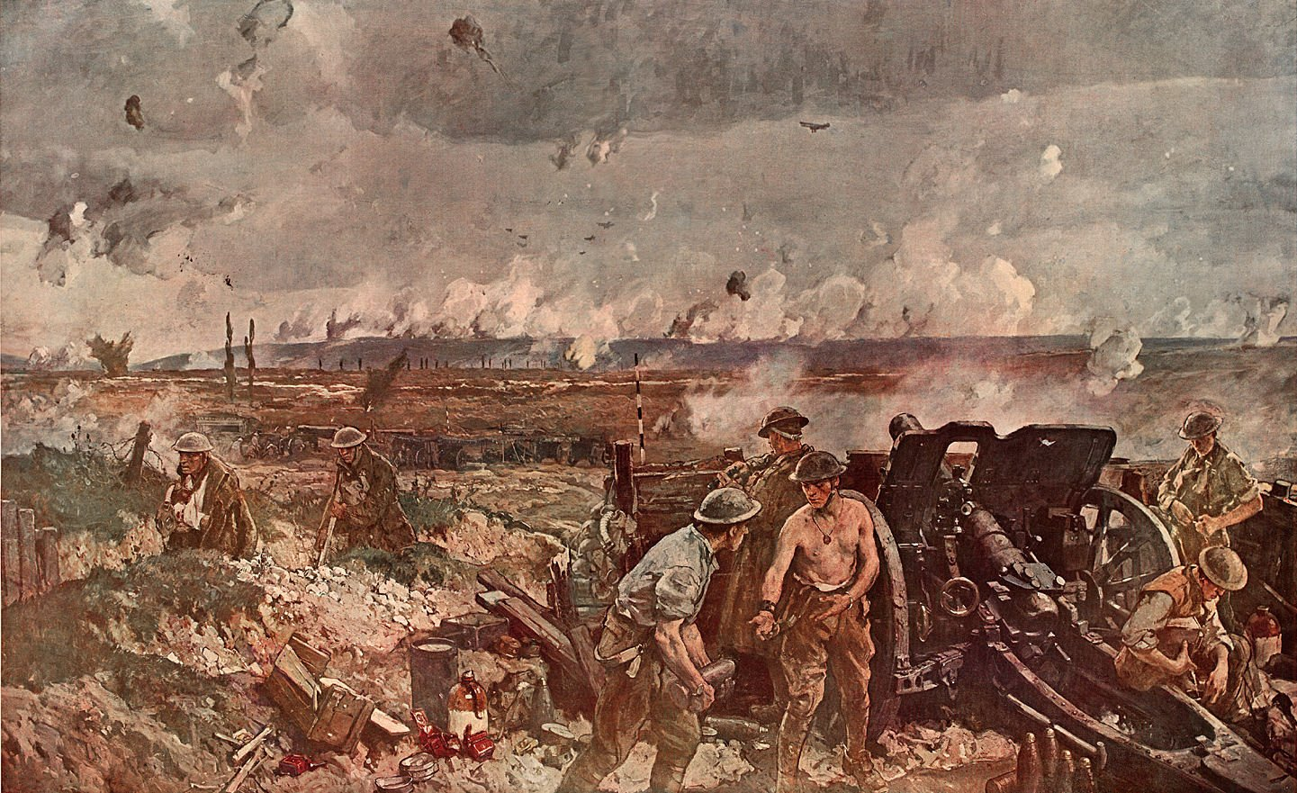 battle of passchendaele essay The battle of passchendaele or the third battle of ypres took place in 1917, from july 31st to november 6th it was part of the western front of the first world war.